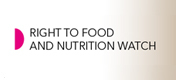 Right to Food and Nutrition Watch
